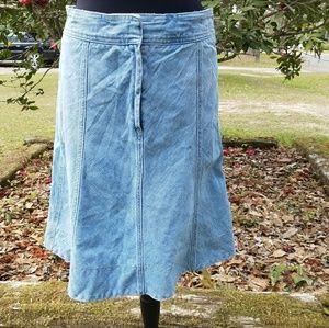 ❣GAP Jeans❣ Denim Skirt